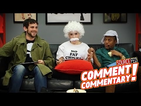 Mark Twain Hates Fat Chicks. It's COMMENT COMMENTARY #130