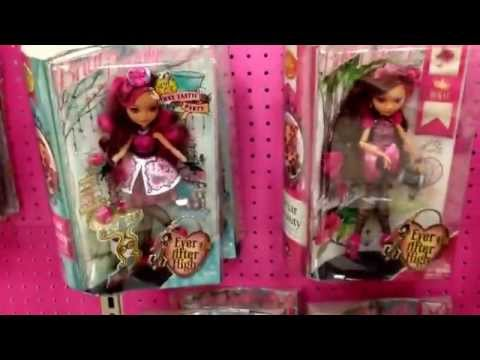 TOY HUNT - Target Ever After High Monster High, MY LITTLE PONY, Shopkins, Hello Kitty