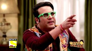 Download Bittu Bak Bak- Waqt Ke Saath Chalne Ke Liye Bharti Apne Pair Pe Ghadi- Krushna and Bharti 3Gp Mp4