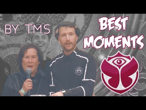 TOMORROWLAND 2017 Best and Funny Moments Part 2
