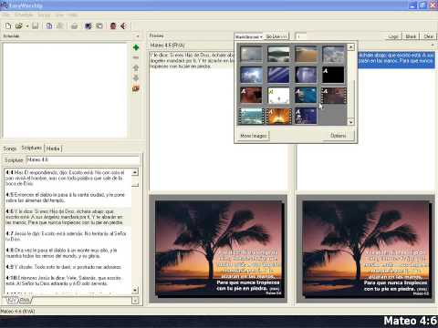 Video Manual Easyworship