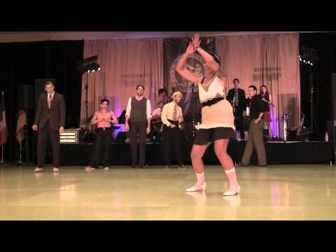 2012 ILHC Solo Charleston Finals - Spotlight