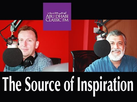 Art Noor Reveals His Source of Inspiration on Abu Dhabi Radio