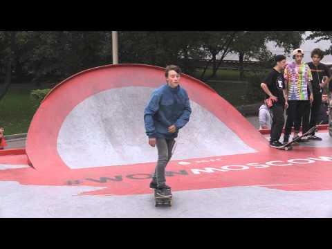 20150906 Константин Жуков, skateboarding, МТС #WOWMOSCOW контест ВДНХ