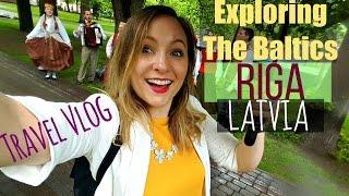 Trip to Riga, Latvia | Travel Vlog | Annie Bean
