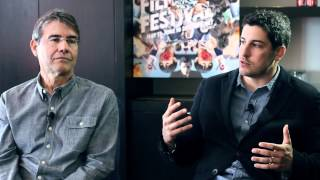 Jason Biggs & Stephen Gyllenhaal