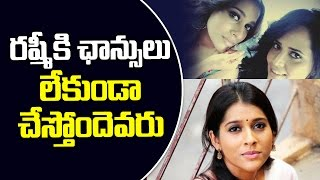 Anasuya turning busy Rashmi losing offers | anasuya