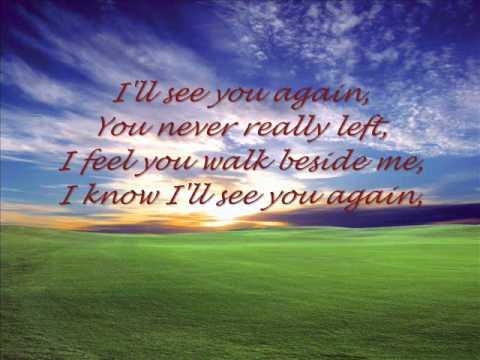 Westlife - I'll See You Again + Lyrics video