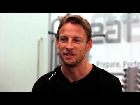 Jenson Button Triathlon FB & Twitter Q&A