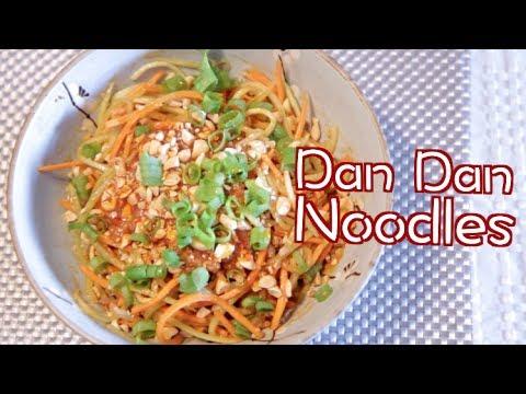 Dan Dan Noodles   Rule of Yum recipe