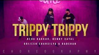 Trippy Trippy | BHOOMI | Sunny Leone | Neha Kakkar | Brijesh | Badshah | Sachin Jigar | FitDance TV