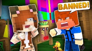 Minecraft Daycare - BANNED FROM DAYCARE !? (Minecraft Roleplay)