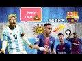 MESSI ET L'ARGENTINE MIRACULÉS ! Coutinho + Dembele pour Neymar? (Joao Felix a l'atletico)