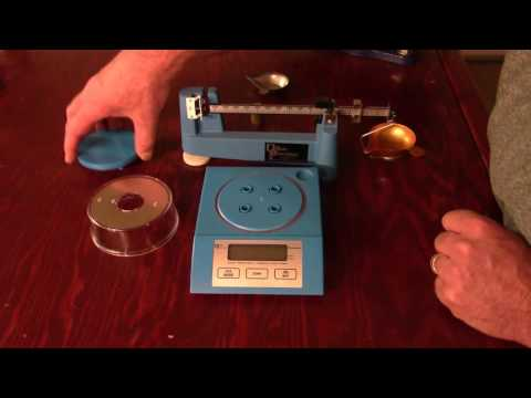 Dillon XL650. 223/5.56. Video 50. Dillon Precision D-Terminator Digital Scale