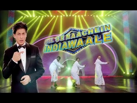 Zee Tv's New Show Dil Se Naachein Indiawaale Launch | Shahrukh, Abhishek & Farah !