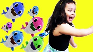 Baby Shark |  Baby Shark Dance | Baby Shark Song & Kids Songs