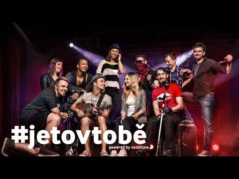#jetovtobě - Powered By Vodafone
