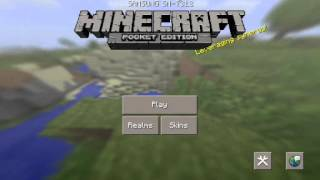 Minecraft PE 0.15.0 Alpha Build 4 Apk