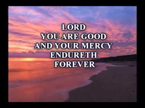 Lord You Are Good Lyrics video