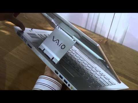 Tinhte.vn - Trên tay Sony VAIO Duo 13