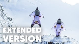 BASE jumping into a plane mid-air. (Extended Version) | A Door In The Sky