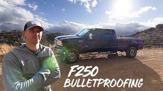 BULLETPROOFING OUR F250 POWERSTROKE 6.0 TRUCK!