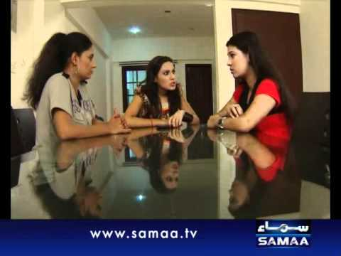 Meri Kahani Meri Zabani, July 03, 2011 SAMAA TV 2/4 - YouTube