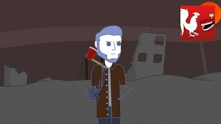 Chris DootDoot Blaines Duster  Rooster Teeth Animated Adventures 4K