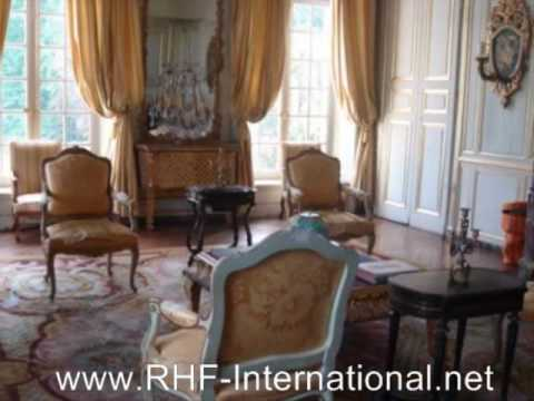 Historical Castle Ile de France For Sale Paris
