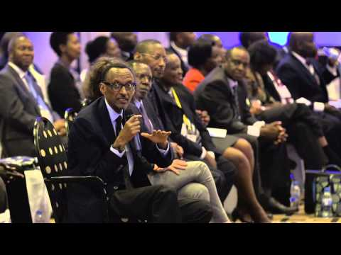 Aid is political, Markets are neutral-President Kagame Capital Markets Conference