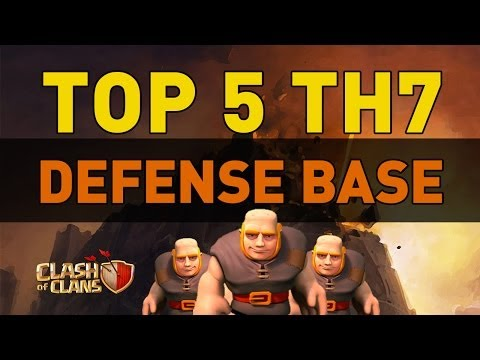 Top 5 th7 defense bases add to ej playlist a list of the top 5 th7