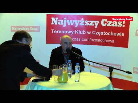 Tadeusz Płużański W Częstochowie: Bestie PRL-u