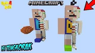 MEMBEDAH TUBUH UPIN & IPIN - Minecraft Lucu