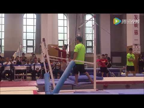 Chinese Gymnasts - 2016 Olympic Gymnastics Selection Test