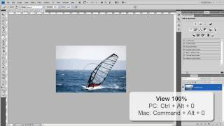 Learn Photoshop in 60 Seconds Day