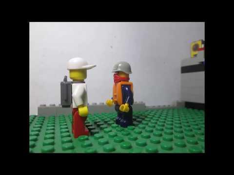 "LEGO S.T.A.L.K.E.R. ""Приключения Хорька"" 1 серия"
