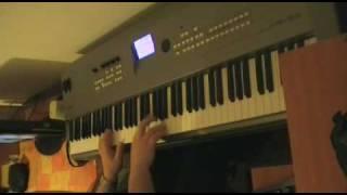 MM8 - Electric Piano: Improvizáció