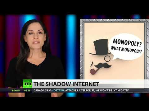 How the govt's shadow Internet kills yours