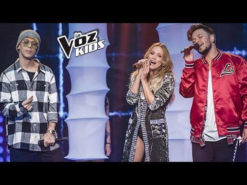 Fanny Lu y Pasabordo cantan My Love - Súper Batallas | La Voz Kids Colombia 2018