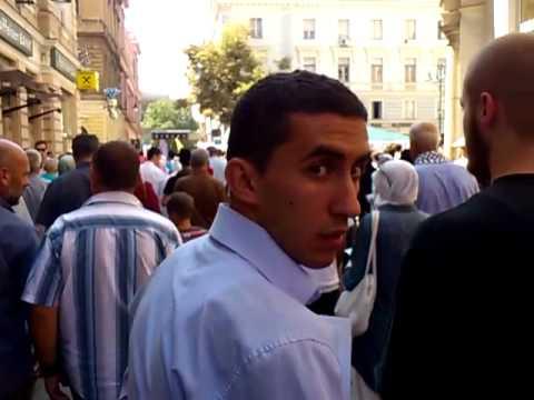 Sarajevo Protesti za Palestinu - Protest For Palestine part 2