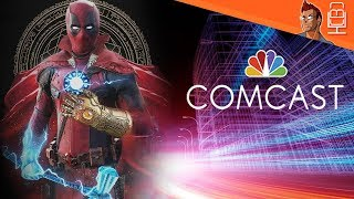 BREAKING NEWS Comcast Gives up on FOX & Disney