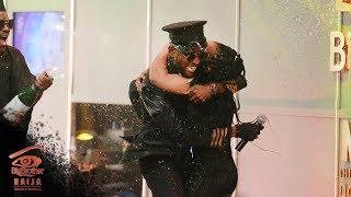 Big Brother Double Wahala Finale: Miracle wins BBNaija
