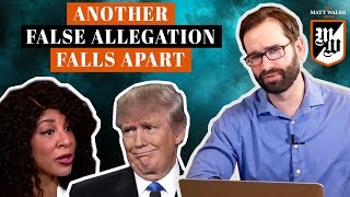 Another False Allegation Falls Apart | The Matt Walsh Show Ep. 294