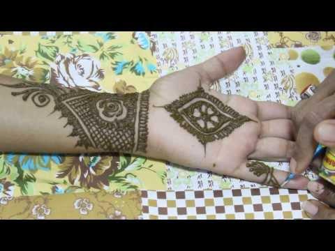 Mehandi Design Front Hand Video 31 - Ilovemehandi.tv video