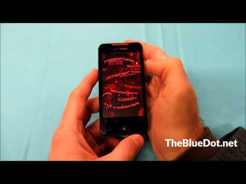 HTC Incredible How To Charge & Power on