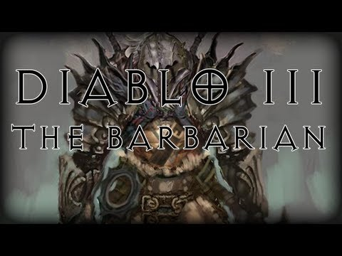 Diablo III - The Barbarian