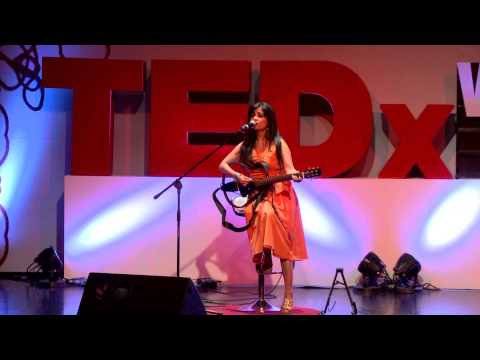 The musical journey of a bollywood diva | Shibani Kashyap | TEDxWalledCity