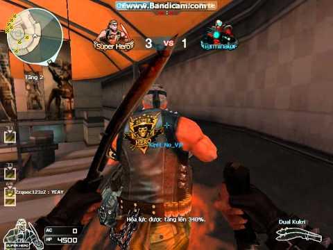 CF Viet :)) Zombiev4 3z :))