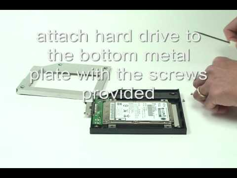 Adding a 2nd hard drive to an HP laptop via the MultiBay