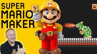 SUPER MARIO MAKER #2 - VIEWER MADE LEVELS